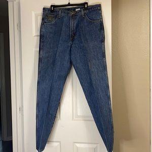 Cinch men's denim jeans. 36/32